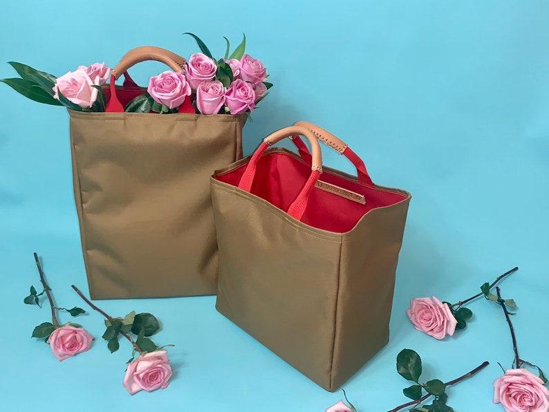 BODEGA Shopping Bag SHORT Canvas Tote Tote