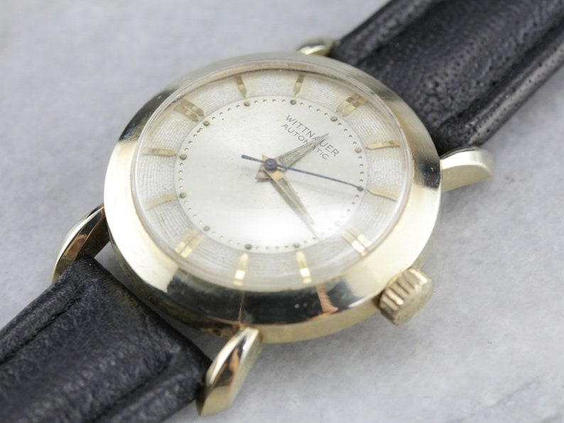 660bdd6feb3c Men s 1960s Wrist Watch Vintage Wittnauer Watch