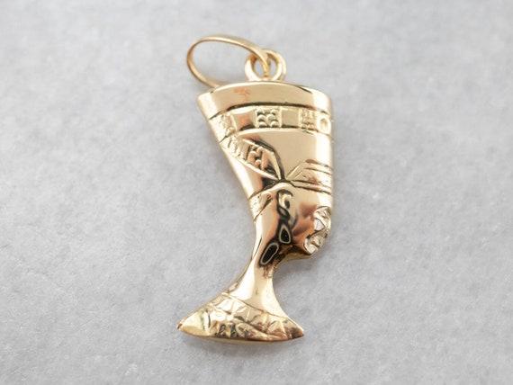 Neferneferuaten, Nefertiti Egyptian Queen, Vintage