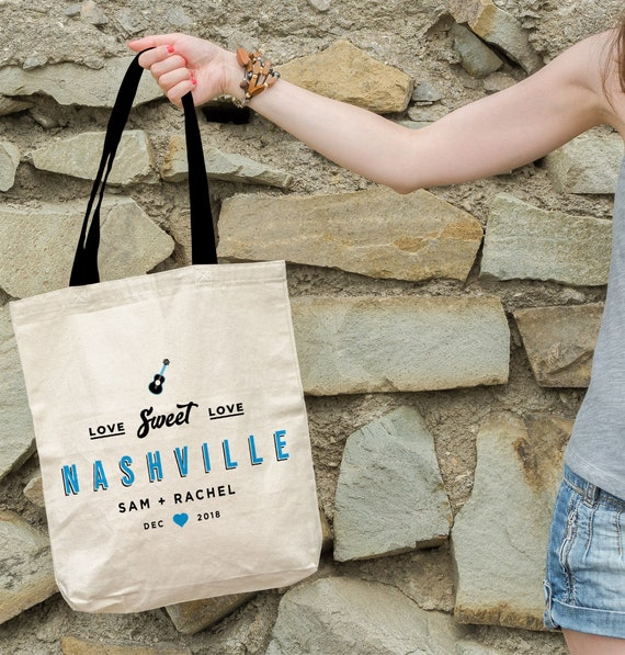 Nash Bash Bachelorette Party Tennessee Welcome Bag Tennessee Outline Tennessee Wedding Nashville Wedding Nashville Welcome Bag