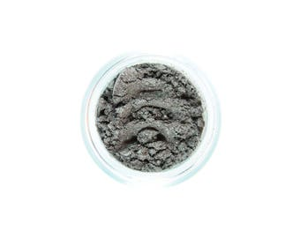 All Natural Makeup - Blue Silver Eye Shadow - Eye Makeup - Mallard