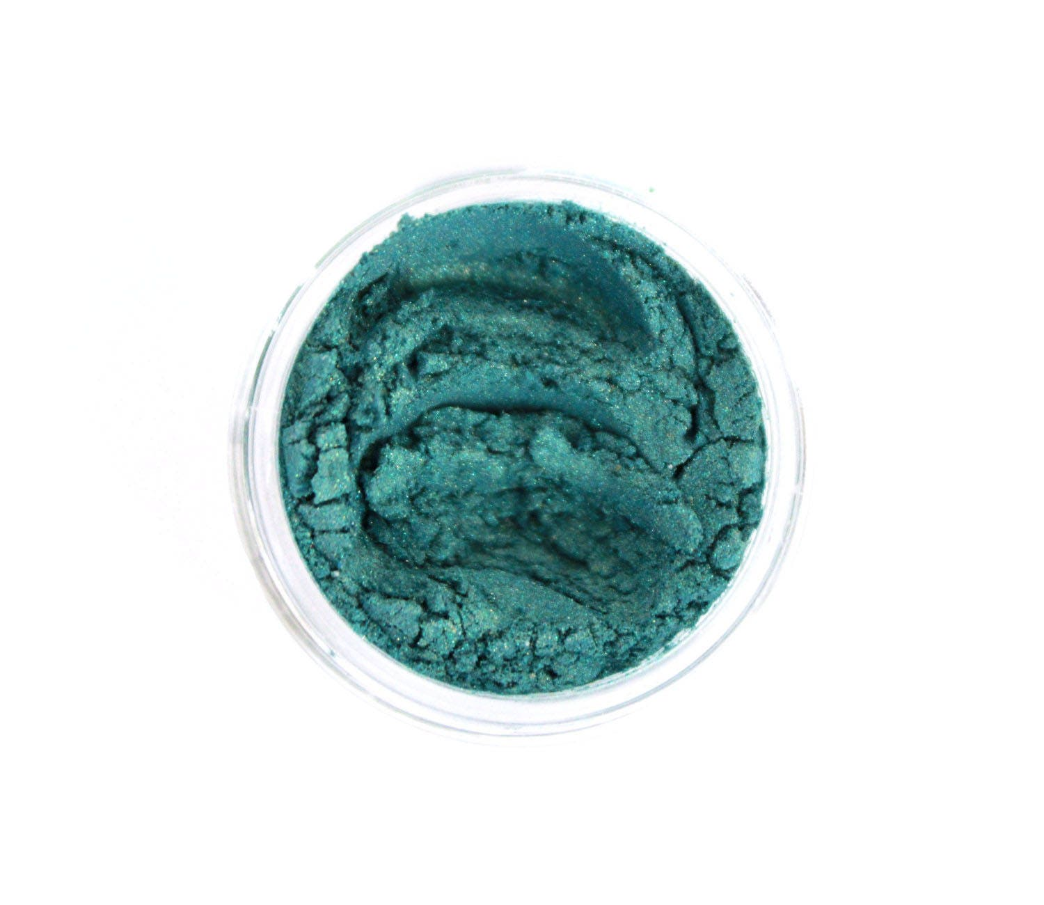 Mermaids Exist All Natural Makeup Turquoise Eye Makeup Etsy