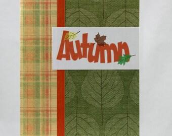 Thanksgiving Greeting Card 2