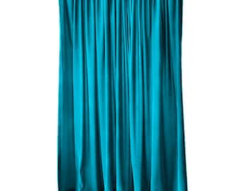 Panel Drape Brown Rod Pocket Velvet Curtain Piece To Enjoy High Reputation In The International Market