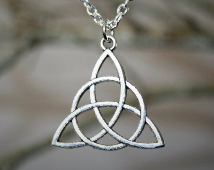 Celtic Triquetra Necklace