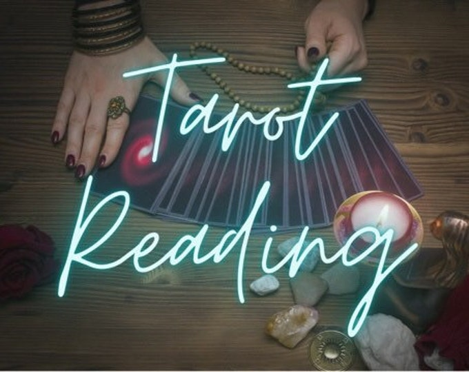 Tarot card psychic reading - General, love,  or career - see your future
