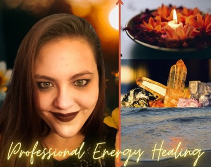 Chakra alignment and energetic healing - Remote healing