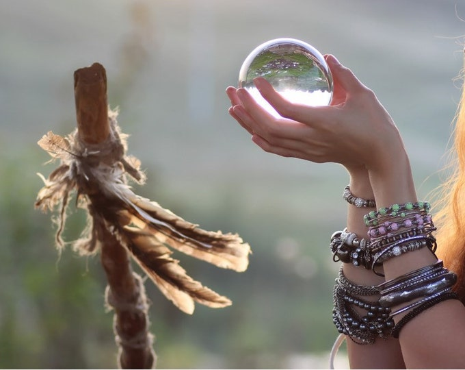 Unlock or enhance your psychic abilities - chakra cleanse - psychic protection