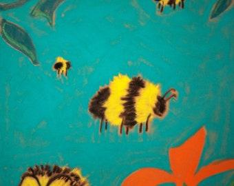 Sleepy Bees 3
