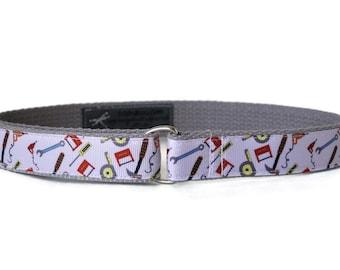 Waist Belts. Simple Belt. Kids Belt. Best Belts. Cute Belt. Children's Belt. Adjustable Belt. Kids Belt - Tool Time