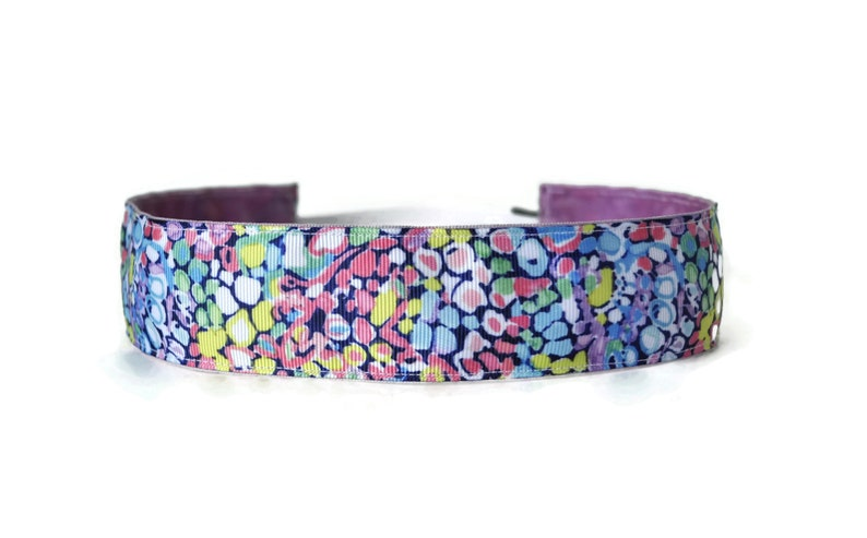 Wide Yoga Headband. Women's Headband. Running headband. image 0