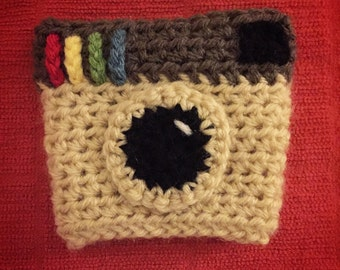 Instagram Inspired Coffee Cup Cozy