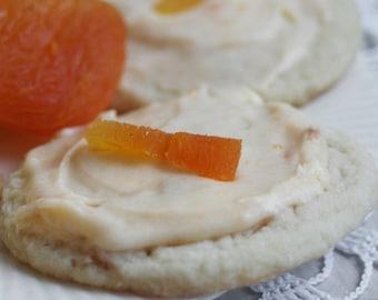Apricot Butter Cookies (ONE DOZEN)