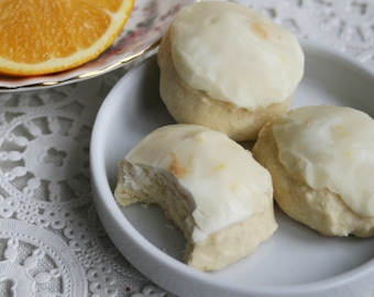 Italian Orange Cookies (TWO DOZEN)