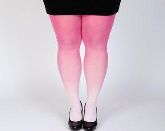 PLUS SIZE tights XL-4X