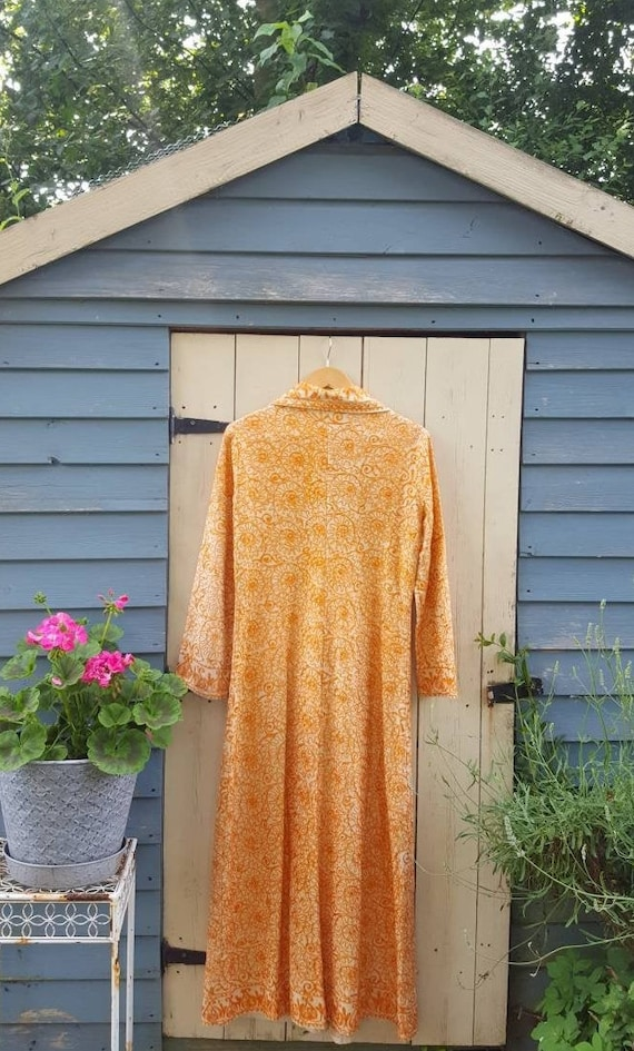 Ayesha Indian embroidered long line jacket ethnic… - image 10