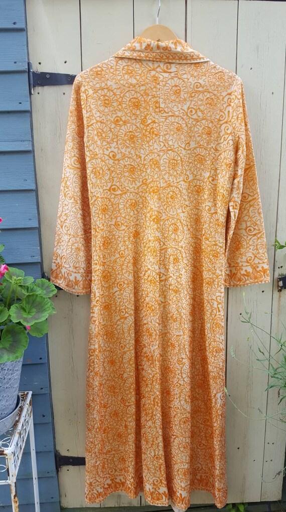 Ayesha Indian embroidered long line jacket ethnic… - image 9