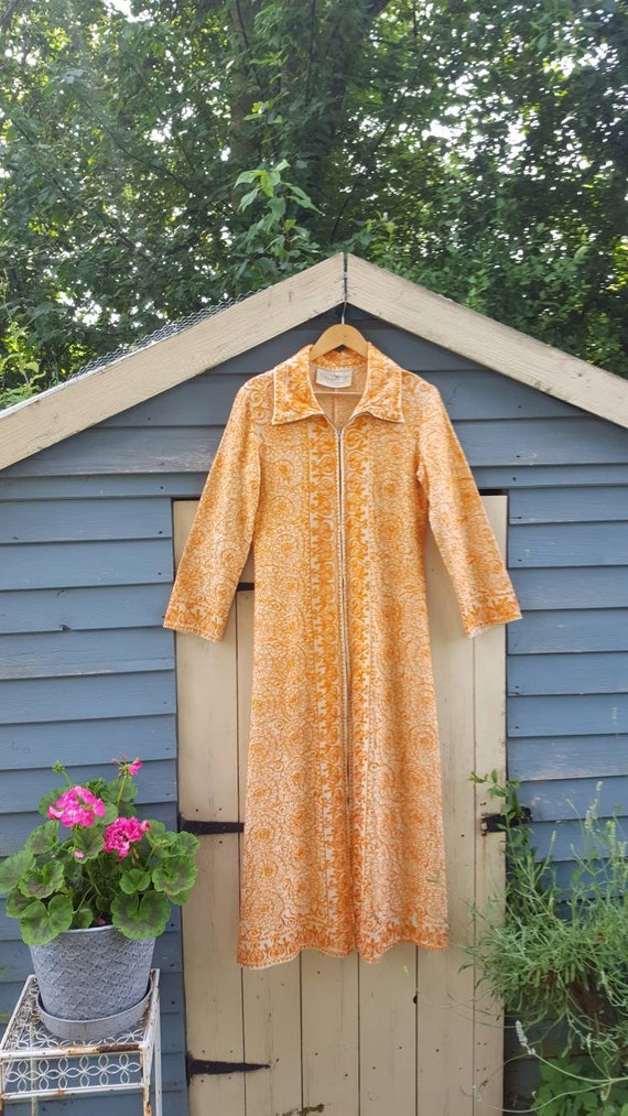 Ayesha Indian embroidered long line jacket ethnic… - image 3