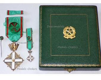 Italia Croce al Valor militare 1945 1949 Regno d'Italia | Etsy