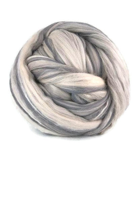Bay Superfine merino wool roving 19 microns,Color