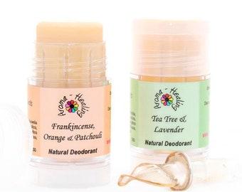 Natural Deodorant Stick Deodorant, Deodorant Cream, Twist Up Organic Deodorant