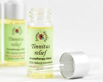 Tinnitus Relief Essential Oil Blend