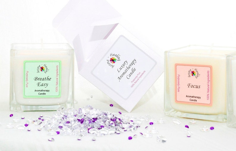 Luxury Gift Candle Boxed Candle Jar Candles Gift Soy Wax image 0