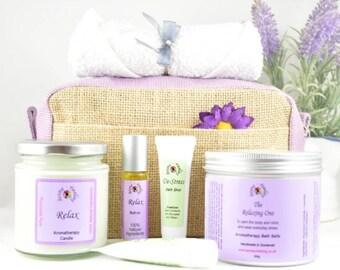 Relax Gift Set, Gift Bag, Gift For Her