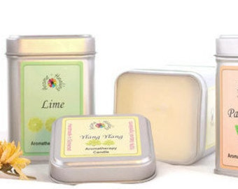 Natural soy Candles | Home Fragrance Scented Candle | Candle Wicks | Best Candles for Home | Aromatherapy Spa Candle