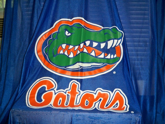 Florida Gators Shower Curtain University Of Gator