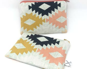Mini zipper pouch Arizona