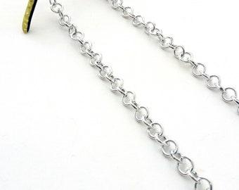 Silver sunglasses chain, Reading glasses chain, Eyeglasses chain necklace, Laces for glasses, Fashion trend glasses holder, Gift for her