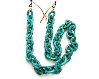Turquoise Sunglasses chain,Τυρκουάζ αλυσίδα για γυαλιά
