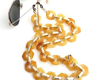 Sunglasses acrylic chain / Αλυσίδα για γυαλιά