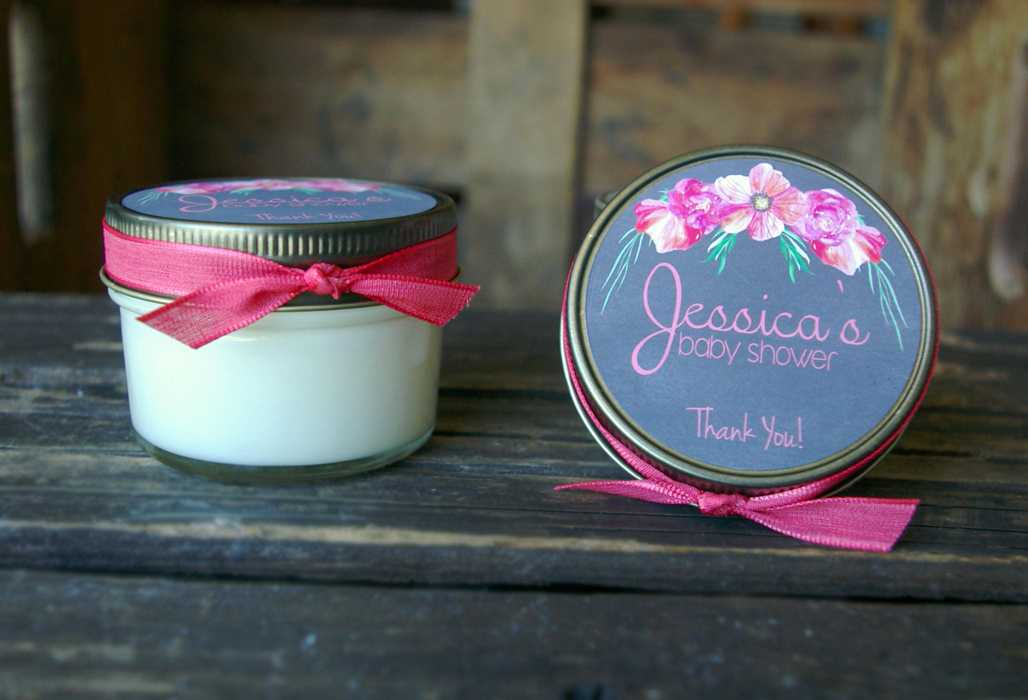 Personalized Wedding Favor Candle Wedding Favors For Guests Etsy
