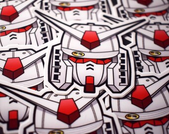 Fly G [Gundam Sticker]