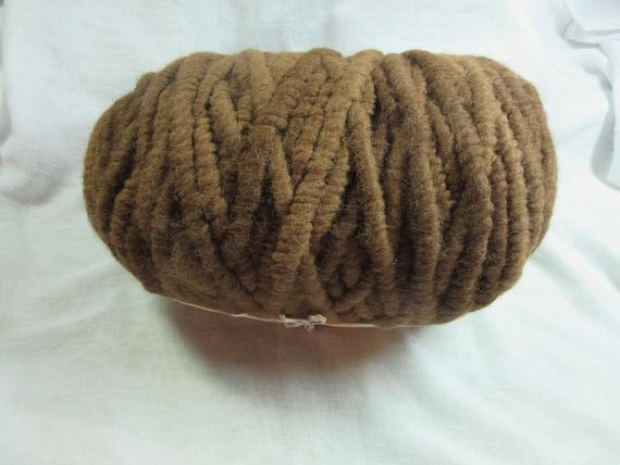 100/% alpaca rug yarn