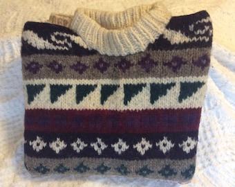 Woman's wool sweater