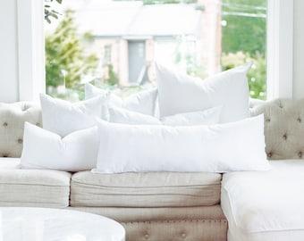Premium Down Alternative Pillow Insert | 20 x 20 Pillow Insert | 18 x 18 Pillow Insert | 16 x 26 Pillow Insert | Down Insert | Poly Insert
