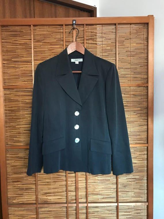 Vintage Louis Feraud blazer