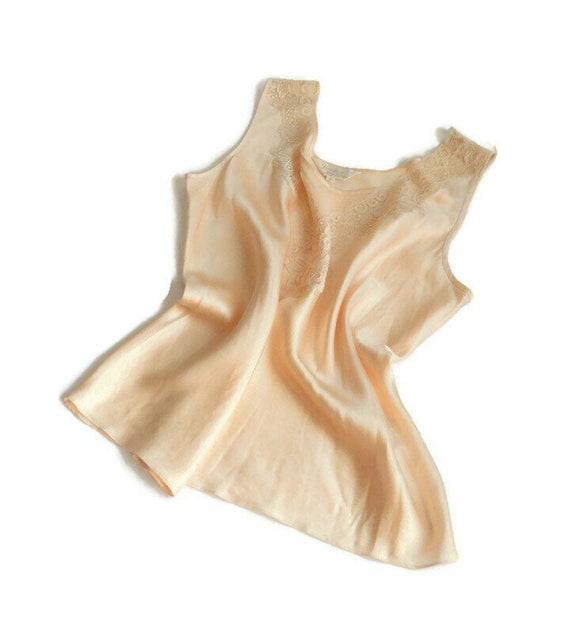 Silk lace women's lingerie underwear M size top La