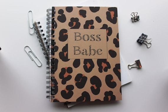 Boss Babe  5 x 7 journal