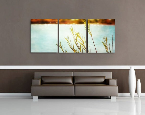Canvas Set Of 3 Large Wall Art Canvas Prints Office Wall Etsy