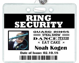 bling security agent etsy