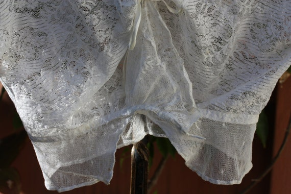 Divine Antique lace cami, corset cover, crop top,… - image 5