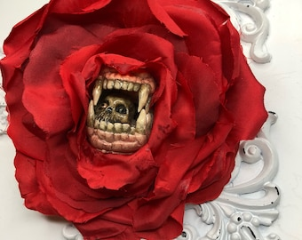 The Monster the Rotten Rose