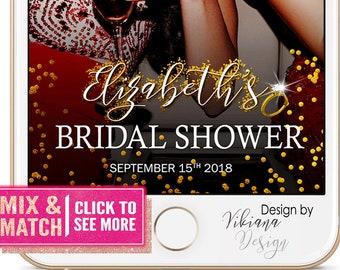 Bridal Shower Snapchat Filter Gold Bridal Shower Geofilter Bridal Shower Snapchat Geofilter Bridal Shower Geofilter Bridal Shower Filter