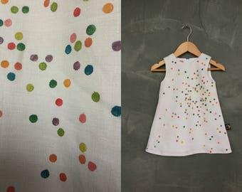 NEW constellation white dress