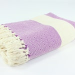 US Seller - Oversized Beach Blanket, Picnic Blanket, Throw Blanket, Beach Blanket, Blanket, Turkish Blanket, Excellent Quality