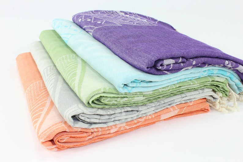 US Seller  Turkish Blanket Beach Picnic Towel Blanket Best image 0